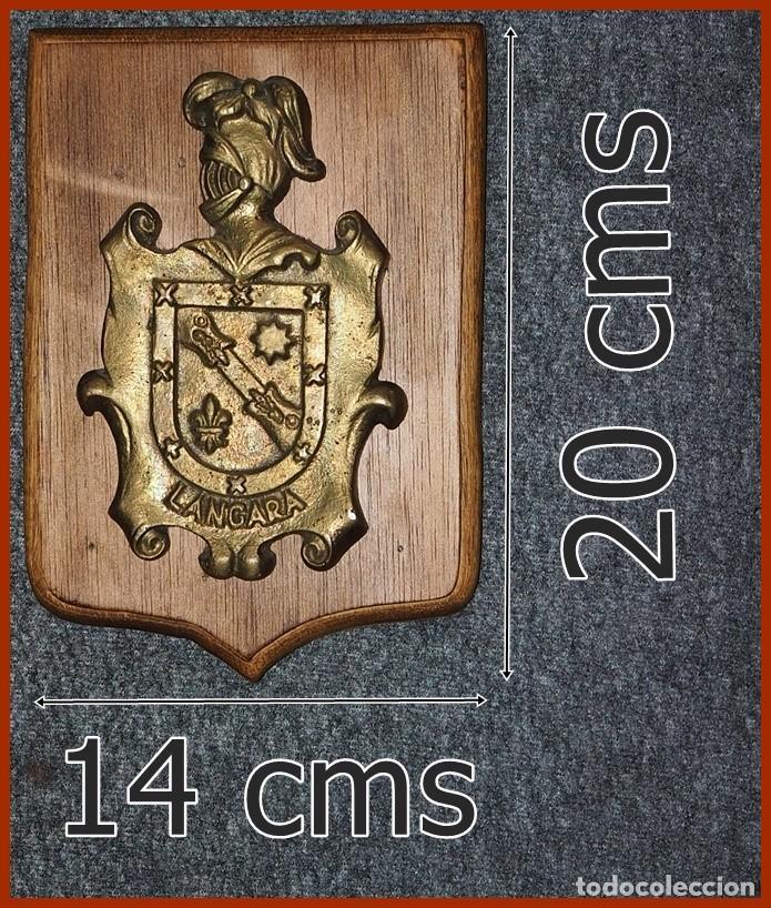 670..D 64 DESTRUCTOR LÁNGARA....MIDE 20 X 14 CMS.....PESA 0, 700 KGS. (Militar - Reproducciones, Réplicas y Objetos Decorativos)