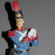 Militaria: SALDADO DE RESINA PINTADO A MANO-05. Lote 223023161