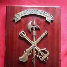 Militaria: METOPA DE LA LEGIÓN, TERCIO DUQUE DE ALBA. Lote 224593053
