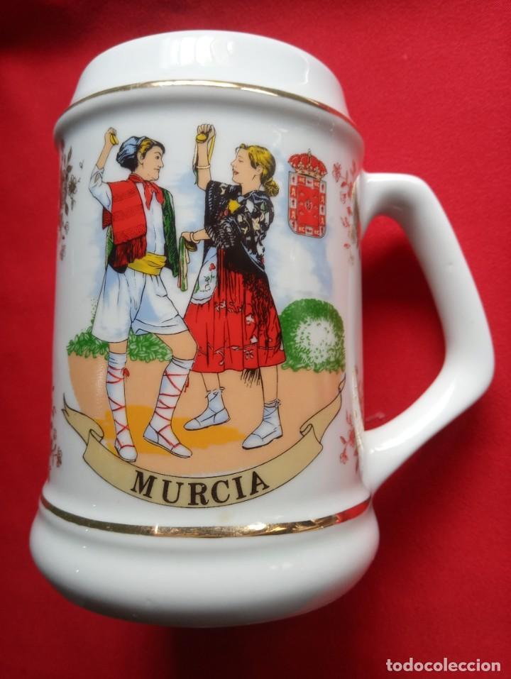 JARRA MURCIA (Militar - Reproducciones, Réplicas y Objetos Decorativos)
