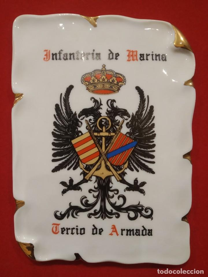 Militaria: METOPA TERCIO ARMADA -TEAR- INFANTERÍA DE MARINA, SAN FERNANDO - Foto 2 - 226080570