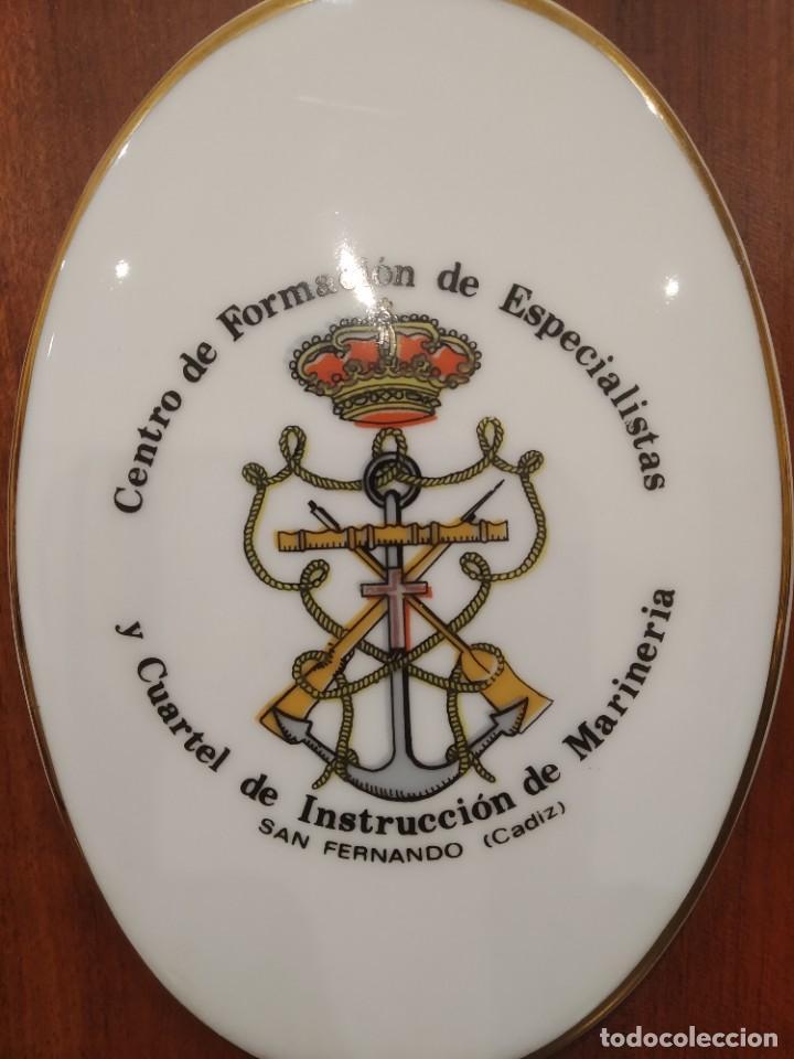 Militaria: METOPA CENTRO DE FORMACIÓN DE ESPECIALISTAS Y CUARTEL DE INSTRUCCIÓN DE MARINERÍA (CIM SAN FERNANDO) - Foto 2 - 226081680