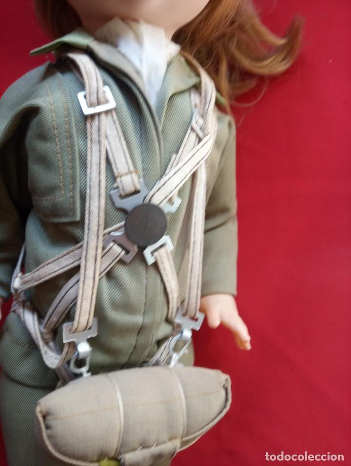 Militaria: Muñeca paracaidista - Foto 3 - 226261805