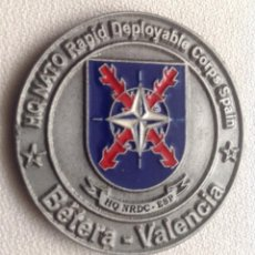 Militaria: HO.NATO RAPID DEPOYABLE CORPS SPAIN. Lote 228664525