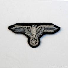 Militaria: ÁGUILA DE BRAZO WAFFEN-SS, OFICIALES. Lote 228767325