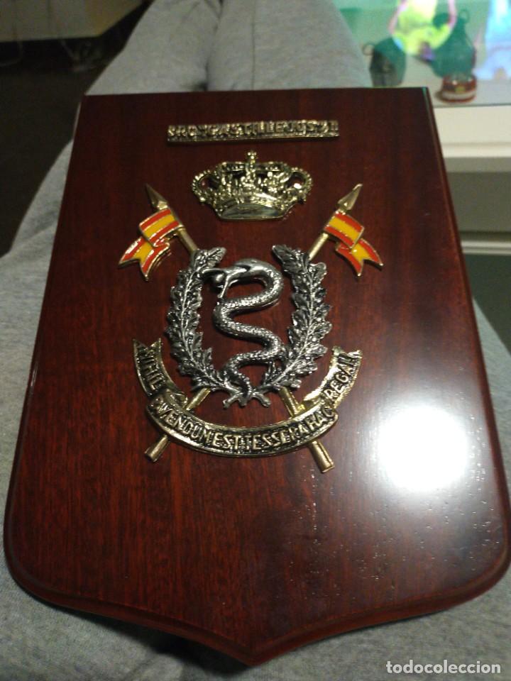 METOPA BRC CASTILLEJOS II (Militar - Reproducciones, Réplicas y Objetos Decorativos)