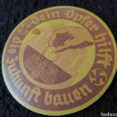 Militaria: POSAVASOS DEL PARTIDO NAZI (NSDAP). SEGUNDA GUERRA MUNDIAL. REPRODUCCION. Lote 242455625
