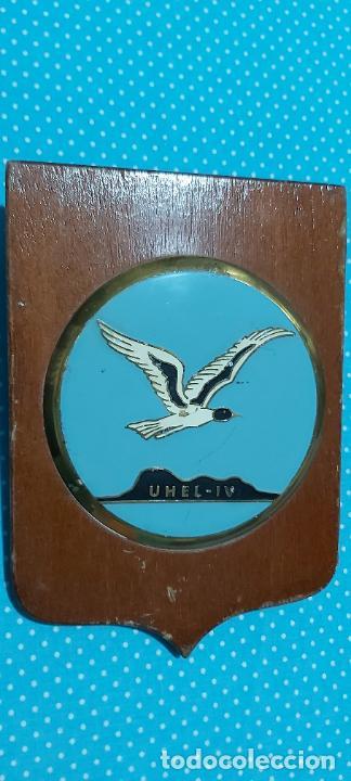 METOPA UHEL-IV FAMET UNIDAD DE HELICÓPTERO (Militar - Reproducciones, Réplicas y Objetos Decorativos)