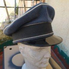 Militaria: GORRA DE PLATO DE LA LUFTWAFFE. ALEMANIA NAZI. Lote 243386720