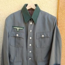 Militaria: GUERRERA DE OFICIAL DE LA WHERMACHT. ALEMANIA NAZI. Lote 243389980