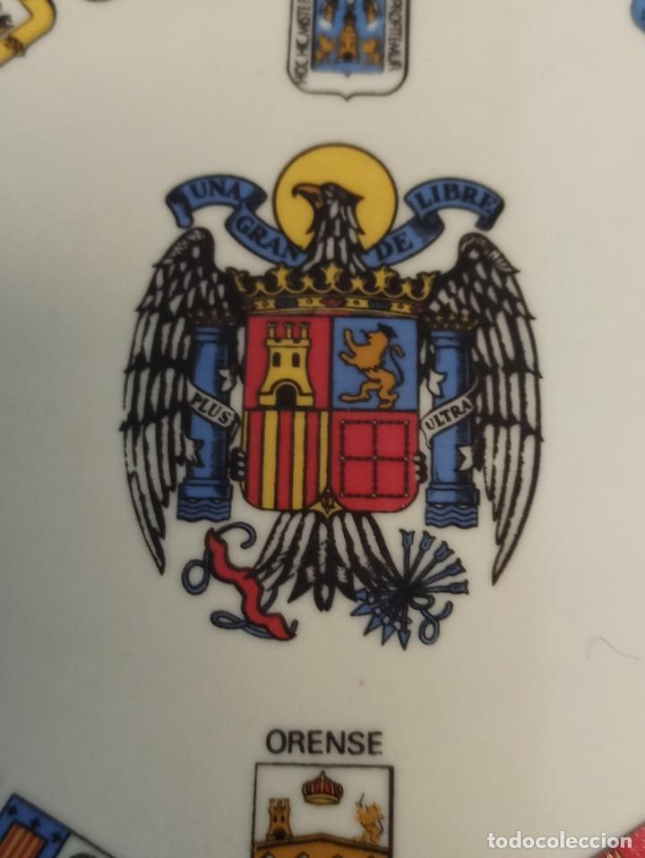 Militaria: Heráldica de España. Escudo Nacional y Provincias. Cardeña. C49 - Foto 2 - 243817615