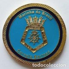 Militaria: MONEDA COIN MILITAR MARINA EJERCITO, BRASIL (1363). Lote 243883210