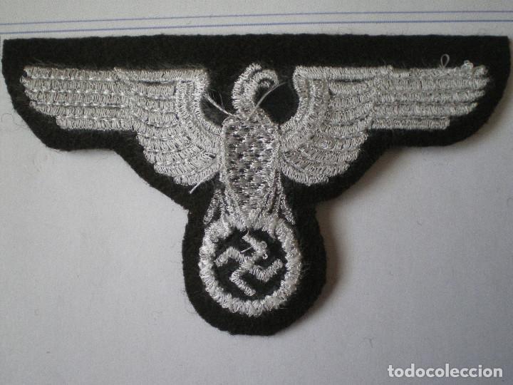 Militaria: Rara insignia para Oficial Alemán en los Territorios Ocupados del Este (RMBO) - Foto 3 - 244544430