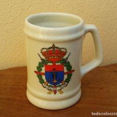 Militaria: JARRA MILITAR TERCIO SUR , PERFECTO ESTADO. Lote 247088765