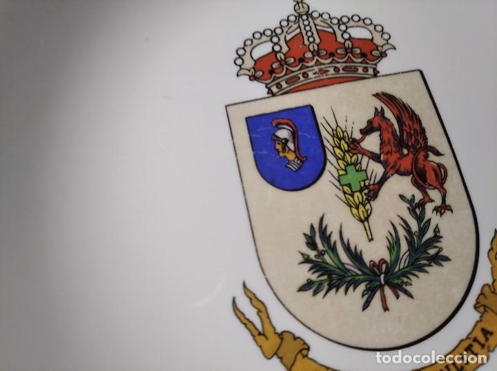 Militaria: ANTIGUO CENICERO LABORATORIO DE VETERINARIA MILITAR - STVDIVM ET MILITIA - EJÉRCITO - ESPAÑA - - Foto 7 - 248076820