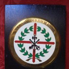Militaria: METOPA LEGIÓN TERCIO SAHARIANO D. JUAN DE AUSTRIA. Lote 248960750