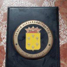 Militaria: METOPA TERCIO ALEJANDRO FARNESIO 4°DE LA LEGION PLANA MAYOR DE MANDO. Lote 74274183