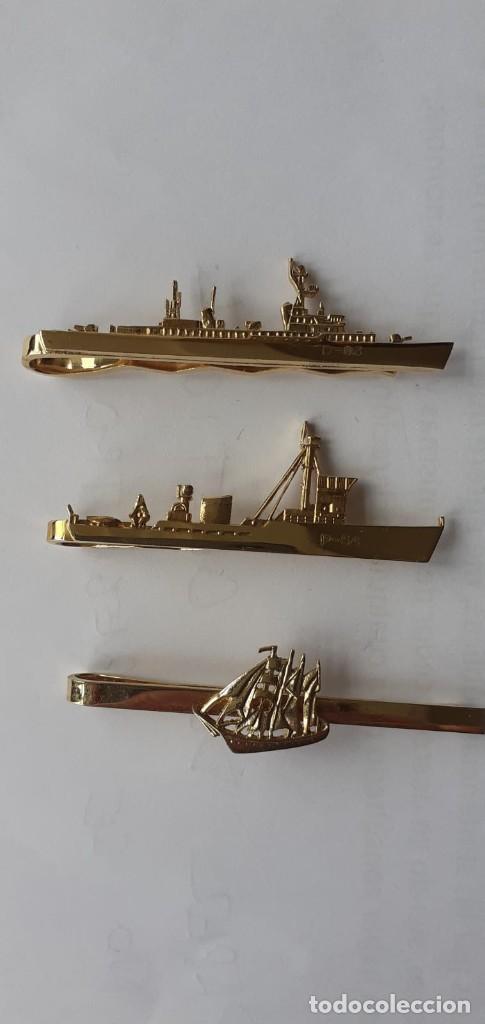 PISACORBATAS PLATA ARMADA ESPAÑOLA (Militar - Reproducciones, Réplicas y Objetos Decorativos)