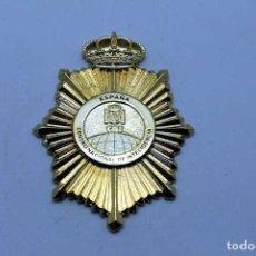 Militaria: PLACA AGENTE DEL CNI, RÉPLICA PERFECTA. CENTRO NACIONAL DE INTELIGENCIA. Lote 253670530