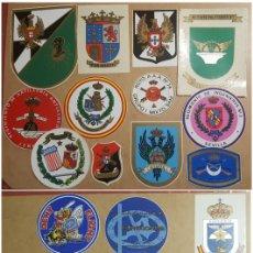 Militaria: COLECCIÓN DE PEGATINAS DEL EJÉRCITO. Lote 253780205