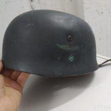 Militaria: CASCO PARACAIDISTA ALEMÁN. CUSTOMIZADO. ALEMANIA NAZI. Lote 254998795