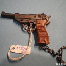 Militaria: LLAVERO PISTOLA WALTHER P38. Lote 255623780