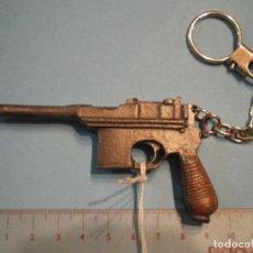 Militaria: LLAVERO PISTOLA MAUSER C96. Lote 255624480
