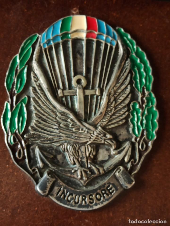 Militaria: METOPA UNIDAD DE OPERACIONES ESPECIALES DEL EJÉRCITO ITALIANO INCURSORI - Foto 2 - 257931500