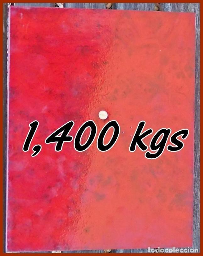 Militaria: 155/766..A 31 B.H MALASPINA.....Mide.....24,5 X 19,5 cms.....Pesa...........1,400 kgs - Foto 3 - 261153195