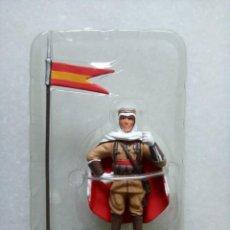 Militaria: SOLDADITO DE PLOMO REGULARES 1923 DELPRADO EN SU BLISTER. Lote 261987940