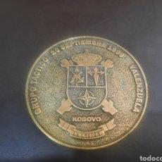 Militaria: MEDALLA LEGIÓN-KOSOVO,GRUPO TÁCTICO. 1999.. Lote 262195485