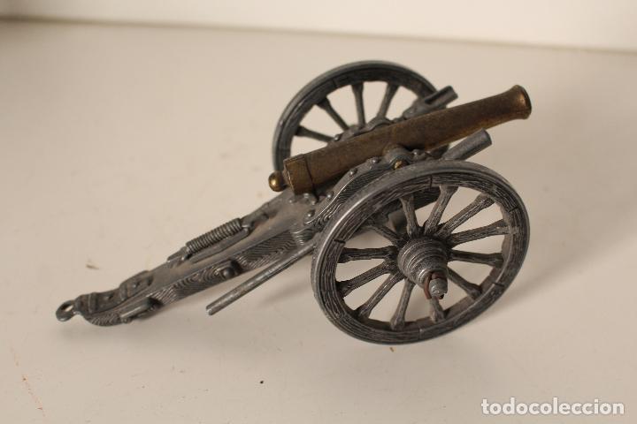 Militaria: cañon metal y bronce - Foto 4 - 262835620