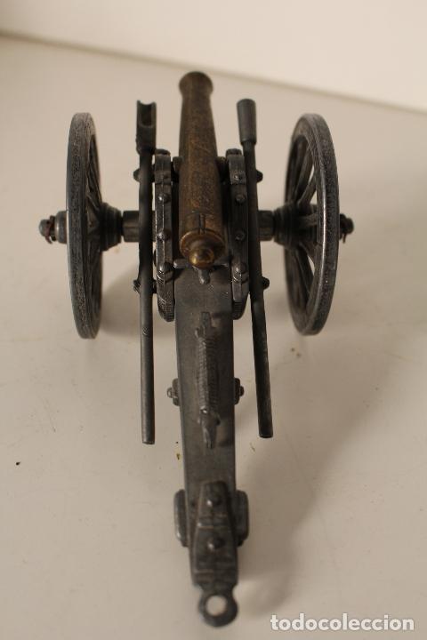 Militaria: cañon metal y bronce - Foto 5 - 262835620