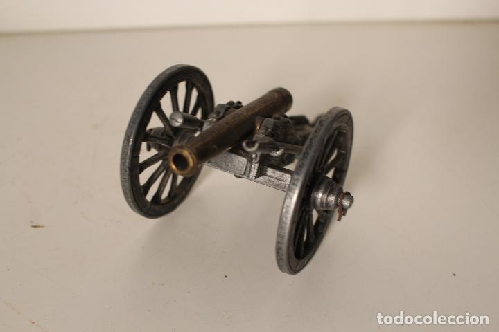 Militaria: cañon metal y bronce - Foto 6 - 262835620