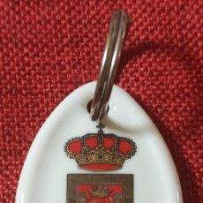 Militaria: BRIGADA DE CAZADORES DE MONTAÑA - BCZM ALBA DE TORMES 62 ARAPILES E.R. VII - ANTIGUO LLAVERO. Lote 264568114