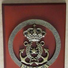 Militaria: METOPA DEL CUARTEL GENERAL DE LA FLOTA. ARMADA ESPAÑOLA. Lote 267424374