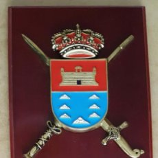 Militaria: METOPA DE LA BRIGADA CANARIAS XVI. Lote 267424464