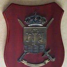 Militaria: METOPA DEL CUARTEL GENERAL DE LA FUERZA TERRESTRE. Lote 267424844
