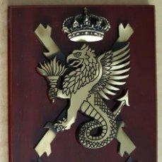 Militaria: METOPA DEL CUARTEL GENERAL DE LA FUERZA LOGÍSTICA OPERATIVA. Lote 267424944