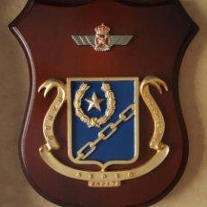 Militaria: METOPA DEL EJÉRCITO DEL AIRE DEL MANDO AÉREO DEL ESTRECHO (MAEST). Lote 267424994