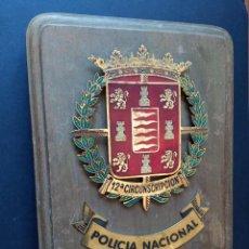 Militaria: METOPA DE LA POLICIA NACIONAL A LA GUARNICION DE MIRANDA DE EBRO (BURGOS). Lote 288130988