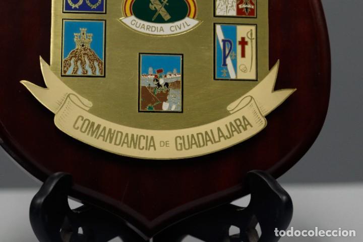 Militaria: METOPA GUARDIA CIVIL. COMANDANCIA DE GUADALAJARA - Foto 3 - 271575743
