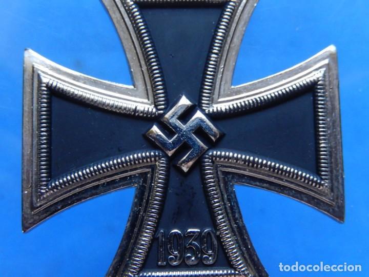 Militaria: EIO. Cadena con la Cruz de Hierro. - Foto 4 - 271576258