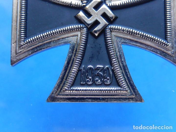 Militaria: EIO. Cadena con la Cruz de Hierro. - Foto 8 - 271576258