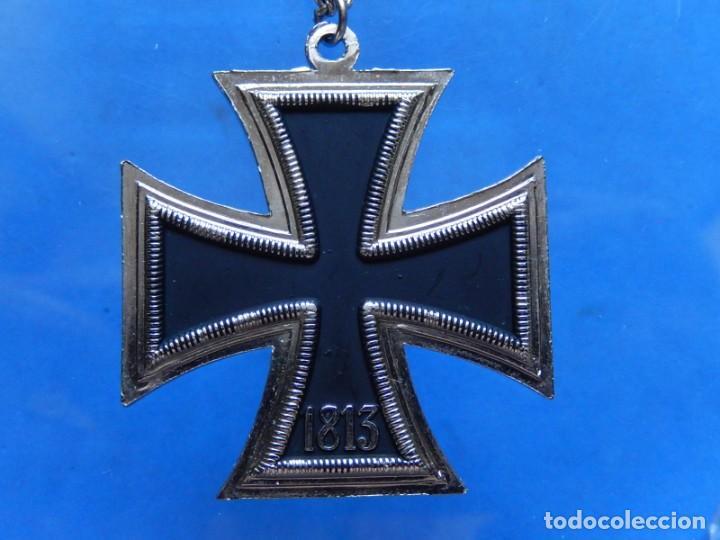Militaria: EIO. Cadena con la Cruz de Hierro. - Foto 10 - 271576258