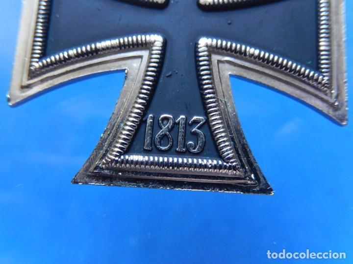 Militaria: EIO. Cadena con la Cruz de Hierro. - Foto 15 - 271576258