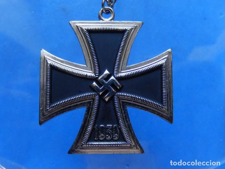 Militaria: EIO. Cadena con la Cruz de Hierro. - Foto 18 - 271576258