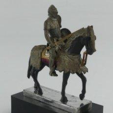 Militaria: FIGURA REAL ARMERÍA DE MADRID: ARNÉS DE PARADA MILANESA DE FELIPE III (1578-1621). Lote 275226868