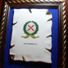 Militaria: METOPA RGTO. DE CABALLERÍA FARNESIO Nº 12. Lote 275295118