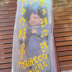 Militaria: MUÑECO MUSICAL AVIACION. FELSAN. Lote 275854968